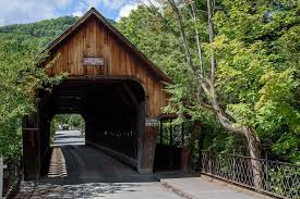 vermont is it possible to time travel images Woodstock vt a bridge to another time go see it travel jpg
