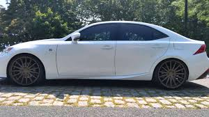 lexus is250 f sport front lip 2014 lexus is250 fsport youtube