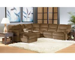 Sectional Sofas That Recline by Brandon Reclining Sectional Sectionals Lane Furniture Lane