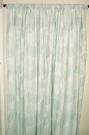 cindy crawford drapes cindy crawford drapery panel pairs lined 100 cotton 84 cloud