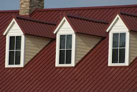 Metal Roof Homes Pictures by Benefits Of Installing A Metal Roof Richard Roofing