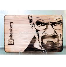breaking bad cutting board engraved wood cutting board birthday