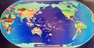 Fiji World Map by About Fiji Lost In A Paradise