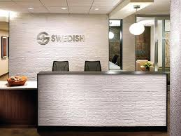 Front Desk Designs For Office Office Reception Desk Reception Desk Design For Small