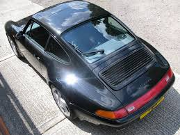 porsche coupe black used 1994 porsche 911 993 carrera coupe for sale in greater