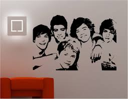 35 one direction wall decals one direction beautiful lyrics wall one direction wall decals