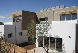 New House Necessities Photos Balance Project Is A Modern Passivhaus For Santa Fe New