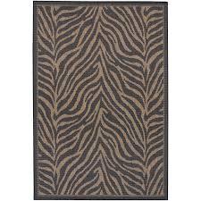 zebra print rug living room the transformative power of a design
