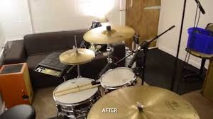 Garage Rooms by How To Convert A Garage Into A Soundproof Drum Room U0026 Studio Youtube