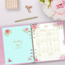 wedding planning wedding planner printable wedding planner book binder printables
