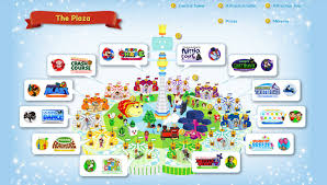 Map Universal Studios Hollywood Nintendo Universal Studios Partnering On Theme Parks Business