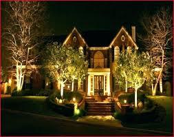 Exterior Led Landscape Lighting Exterior Led Landscape Lighting Home Depot Led Landscaping Lights
