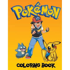 pokemon coloring book coloring book pokemon