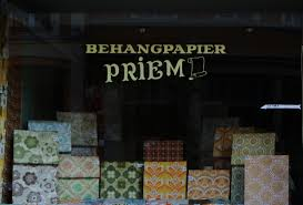 Wallpaper Shop Priem Visit Gent