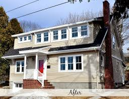 How To Decorate A Cape Cod Home Raising The Roof On A 1940s Cape Cod Hooked On Houses