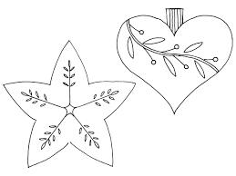 ornament templates paper