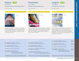 vista higher learning fall 2015 catalog by vista higher