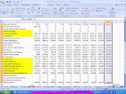 Discounted Flow Excel Template Cfa Level 2 Free Flow Based Valuation Financial Modeling