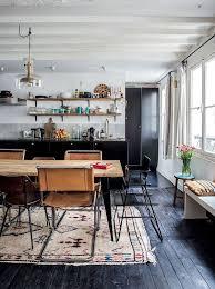 Painted Wood Floor Ideas Black Painted Floors Astonishing On Floor With Regard To Painted