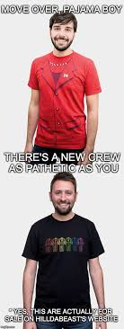Pajama Boy Meme - pantsuit t shirt imgflip