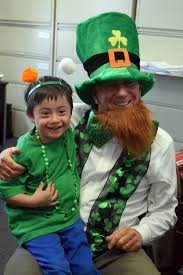 stepping stones students celebrate st patrick u0027s day with a