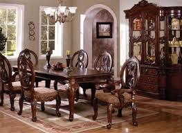 dining room furniture sets brilliant dining room sets pine wood rolled back set by