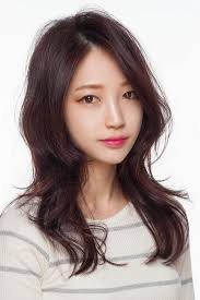 two layer haircut for girls women s two block haircut for long hair kpop korean hair and style