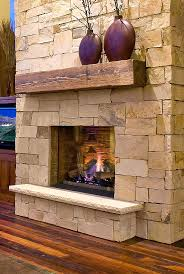 wood fireplace doors replacement fake stack logs your inserts