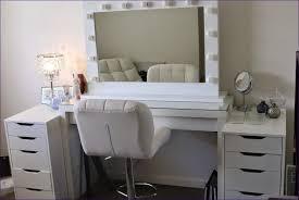 Diy Makeup Vanity With Lights Furniture Fabulous Ikea Kids Vanity Table Pendant Lighting Girls