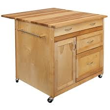 birch kitchen island shop catskill craftsmen birch kitchen island at lowes