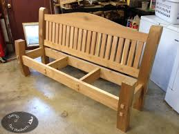 garden bench shavings and dust woodworks