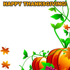 free thanksgiving borders happy border clip 4 gclipart