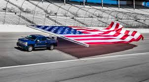 Texas Under Spain Flag Chevrolet Sets Guinness World Records Title