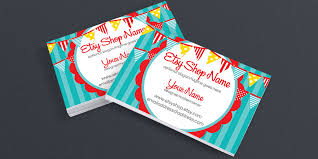 Text Your Business Card How To Put Your Business Card To Work For Your Etsy Shop Rhonda Jai