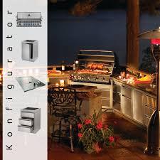 Fertige K Henzeile Outdoorküche Für Den Garten Gardelino