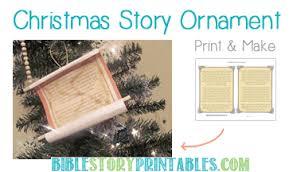 bible crafts ornaments