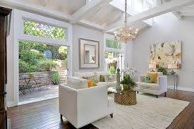 Living Room Designs With Exposed Roof Beams Rilane - Living room roof design