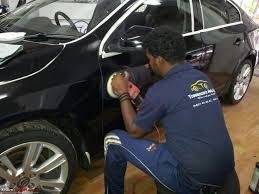 car detailing travancore auto spa thiruvananthapuram kerala