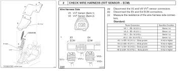 lexus gx470 bank 1 camshaft position sensor error refuses to go away page 2