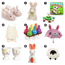 easter gifts for children non chocolate easter gift ideas for children five doves