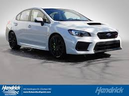 subaru impreza wrx 2018 new 2018 subaru wrx sti limited with lip for sale in durham nc
