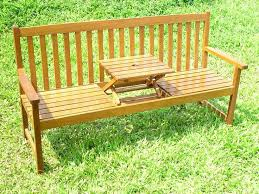 Outdoor Garden Bench Plans by Outdoor Bench Seat And Table U2013 Amarillobrewing Co
