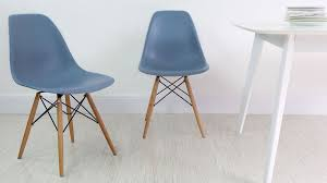 Peacock Blue Chair Eames Dining Chair High Quality Uk Fast Delivery