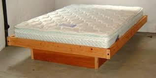Easy Build Platform Bed Frame by How To Build A Platform Beds Easy Build Diy Platform Bed Designs