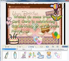 custom singing birthday cards create animated birthday cards free