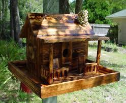 free log cabin bird house plans log cabin birdhouse better bird