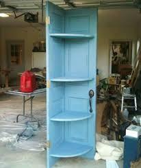 wood storage cabinets with doors and shelves door corner shelf woodworking projects pinterest door corner