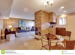 mother in law apartment basement open floor plan living room with dining and kitchen ar