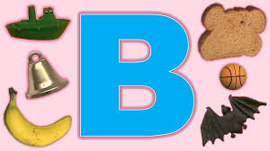 learn a word letter of the week week in review the letter b