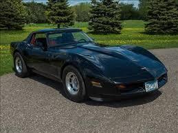 corvette specialties mn 1982 chevrolet corvette for sale wichita ks carsforsale com